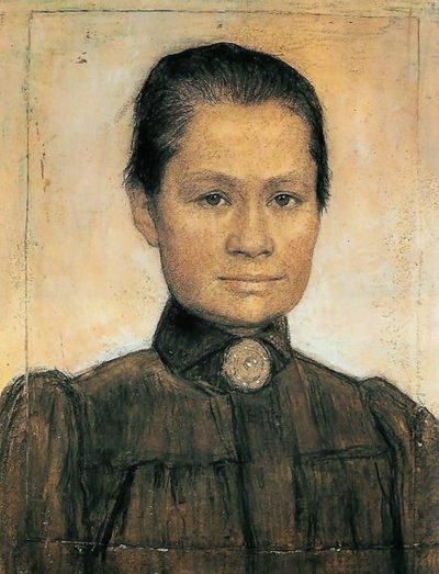 Johanna Bonger in Van Gogh