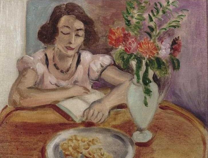 Henri Matisse - Donna che legge